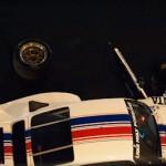 La roue a plat  - Le Mans Classic