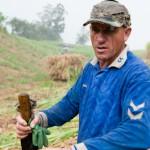 La pluie - Recolte canne a sucre - Le Tampon - La Reunion
