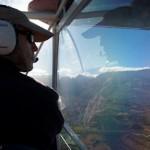 Serge pilote et copilote d'ULM - La Reunion vue du ciel