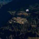 Un nuage sur la Nouvelle - Cirque de Mafate - La Reunion vue du