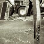 La griffe des grands - Plateforme canne a sucre - St Pierre - La
