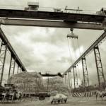 Monstre d'acier - Plateforme canne a sucre - St Pierre - La Reun