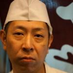 Le chef du Zuboraya - Japon