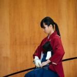 Pause codifiee - Seiza Kyudo - Japon