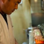 Portrait de chef - Japon