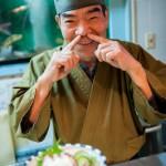 Le mime poisson chatshimi - Japon