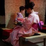 Tete a tete - Japon