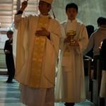 Aspersion - Veillée Pascale - Cathedrale Ste Marie - Tokyo