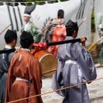Procession shintoiste -Yabusame Asakusa - Tokyo