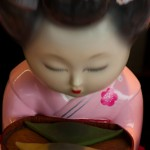 Geisha animee - Kyoto