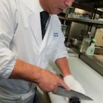 Reducteur de tete de Fugu - Chef Matsuura du Toba view hotel