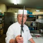 Lame du Fugu - Chef Matsuura du Toba view hotel