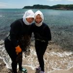 Mikiko et Sayuri - Ama -  Osatsu- Japon