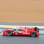 Porsche 919 Hybrid - Journee test Le Mans 24H auto