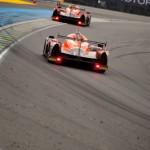 Orange duo - 24h Le Mans 2015