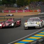 Depassement de soi et des des autres - 24h Le Mans 2015
