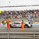 Porsche a l'honneur - 24h Le Mans 2015