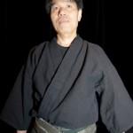 Jin ichi Kawakami sensei - Ninjutsu - Maison culture Japon Paris