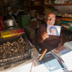 Stravos pieux marchand d'escargots - Crete