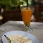 Veritable yaourt grec de brebis au miel - Vrises -Crete