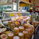 Fromages de brebis et de chevres - Marche de Chania - Crete