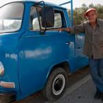 Strato fier de son transporter vw  - Ag Konstandinos - Crete