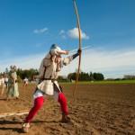 Neal Bleu blanc rouge - 600 ans de la bataille d'Azincourt 1415