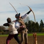Tir des champs sans bataille - 600 ans de la bataille d'Azincour