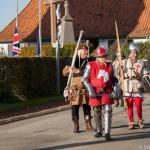 Tenues d'epoque - 600 ans de la bataille d'Azincourt 1415