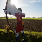 Archer anglais - 600 ans de la bataille d'Azincourt 1415