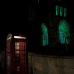 Voix du seigneur - St Steven's church - Bath - England