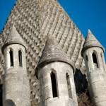 Cuisine romane de l' Abbaye royale Fontevraud