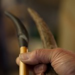 Pop corne - Embout d'arc Longbow -England