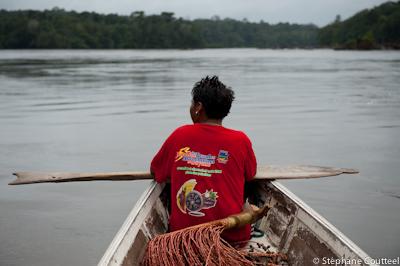Hubert Wayampi peuple autochtone  - Guyane