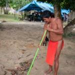 Nicolas le balayeur - Guyane
