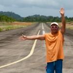 Piste aerodrome de Camopi - Guyane