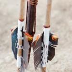 Arc et fleches wayampi - Guyane