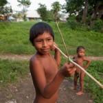 jeu d'arc Wayampi - Guyane