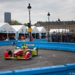 Lucas Di Grassi vainqueur GP EFormule de Paris