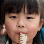 Frange d'abalone - Mikazuki shinji - Kuzaki - Japon