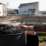 Preparation des algues - Toshijima - Japon