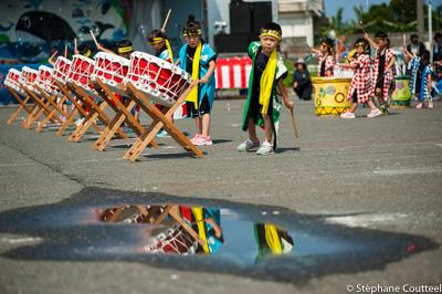 Reflets de Taiko - Kujira matsuri - Osatsu - Japon