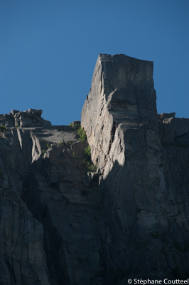 Pulpit rock - Preikestolen Lysefjord - Norvege