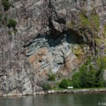 Coeur de troll et banc des amoureux - Lysefjord - Norvege