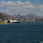 Ferry - Lysefjord - Norvege