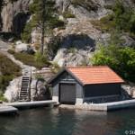 Abri - Lysefjord - Norvege