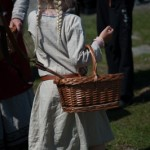 Le panier de fleches - Festival viking - Avaldsnes Karmoy - Norv