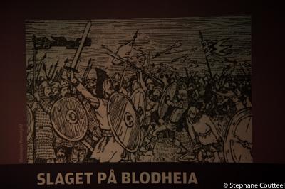 Age viking - Musee d'histoire - Avaldsnes Karmoy - Norvege
