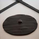 Pieces archeologiques en bois - Musee bateaux viking - Oslo - No