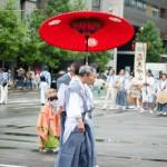 L'enfant sacre - Gion matsuri - Kyoto - Japon